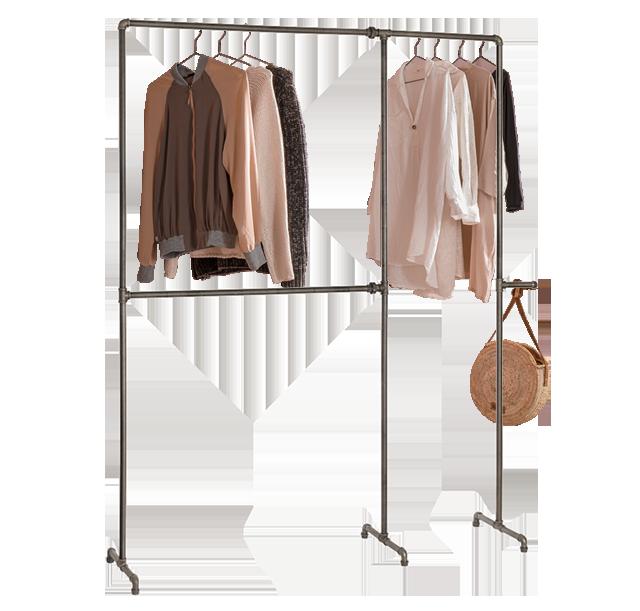 clothes rack high quality elegant