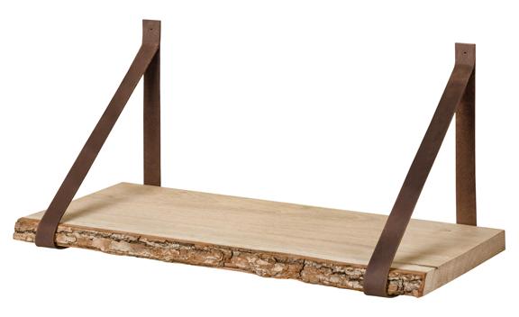 Wandboard Holz – natürlicher Style   REGALRAUM