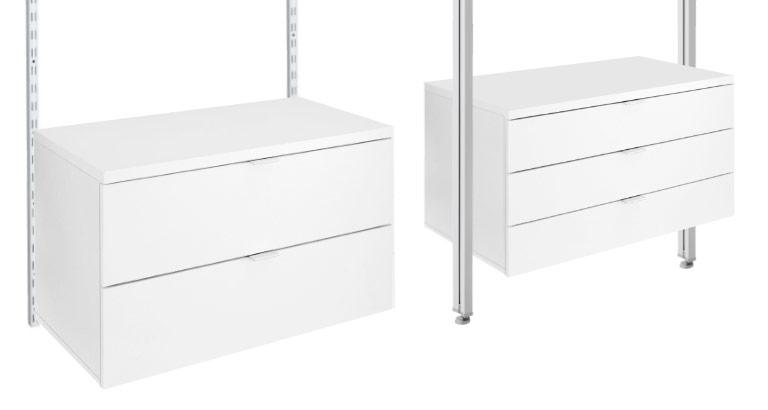 Wandregal Schublade Weiß günstig kaufen | eBay