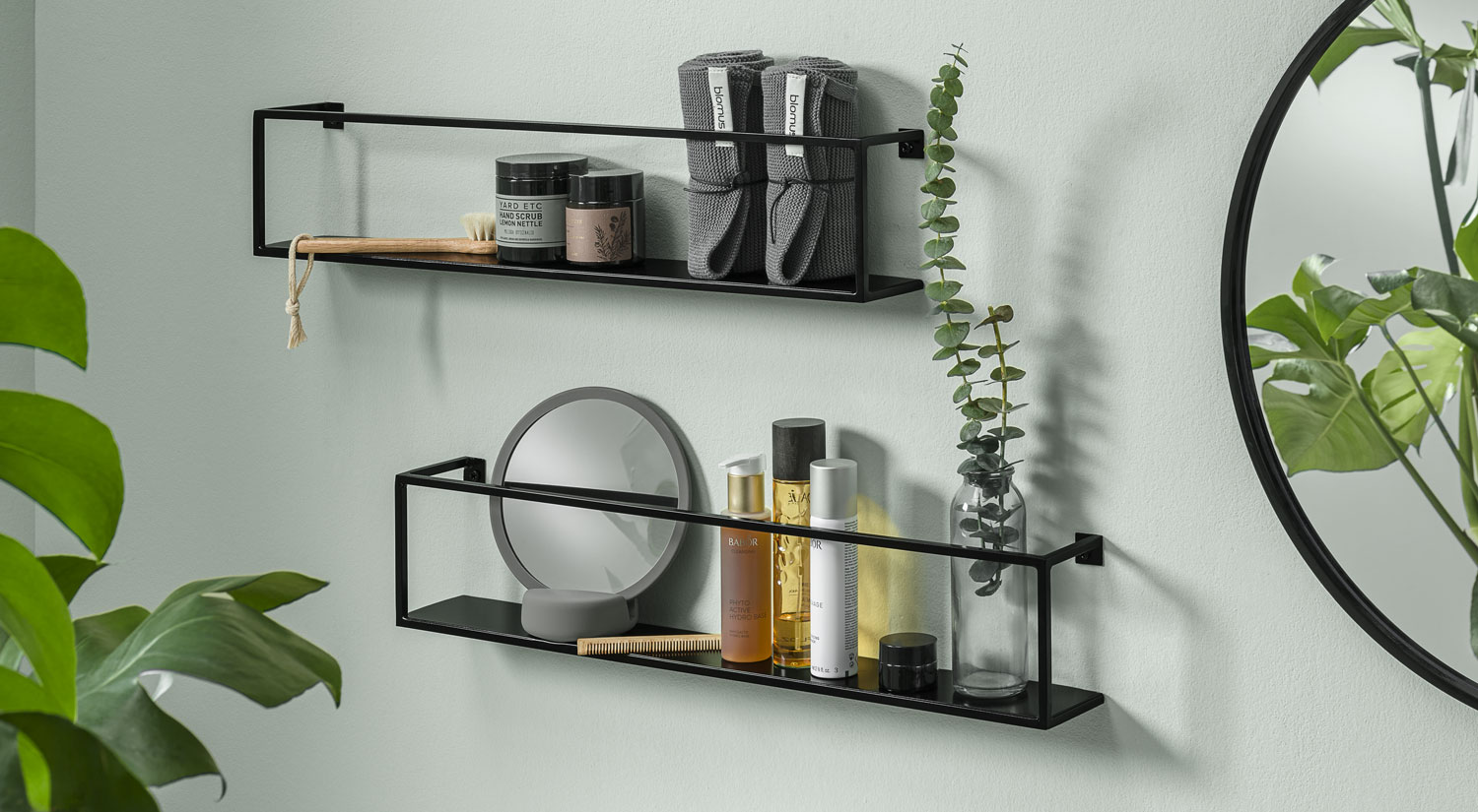 Metal Wall Shelves Buy Here At Best Prices Regalraum