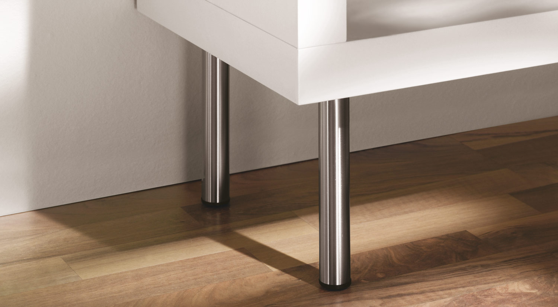 Pieds de table - Pieds de meuble POP en métal