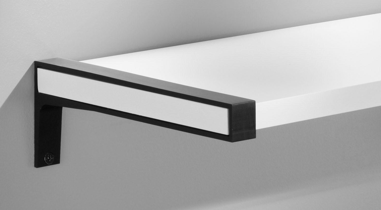 Regalhalter - BELT Regalhalter für Regalböden 25x300mm