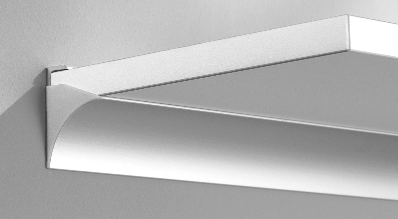Regalträger - RAIL-19 Wandschiene