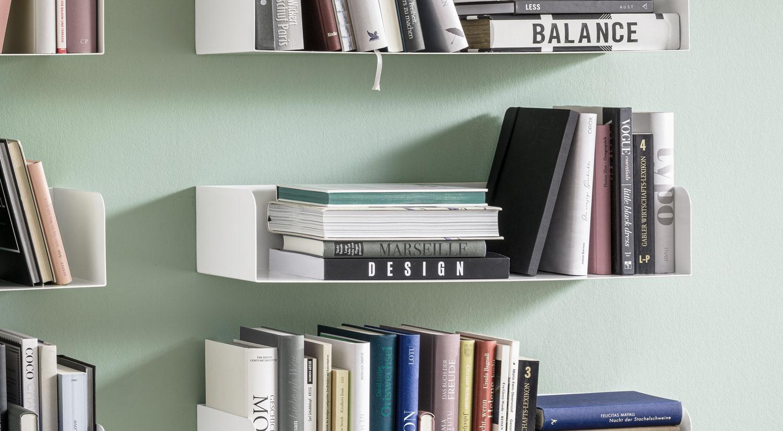 Wandregal Bücher viele Größen + Designs » Hier kaufen