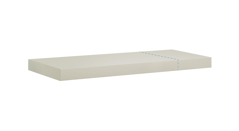 BOY color Bespoke Floating Shelves in