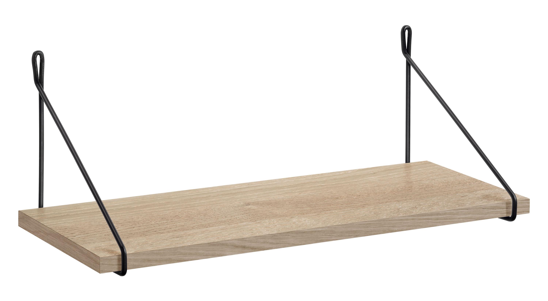 VINTAGE+FIL Hängeregal | bambus, eiche, fichte, weiß